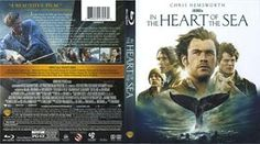 Mega Covers Gtba: In The Heart Of The Sea (2015) R1 - Cover Blu-Ray ...