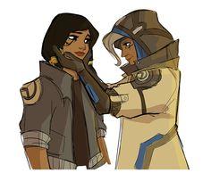Pharah & Ana