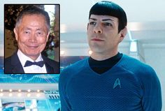 Zachary Quinto Upset by George Takei's Opposition to Star Trek Film's Gay Sulu