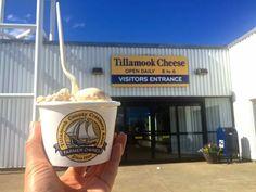 Tillamook Cheese Factory   www.Rtwgirl.com
