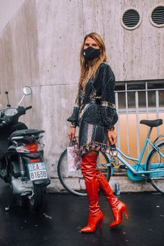 New York Street Style, Street Style Edgy, Spring Street Style, Street Style Looks, Street Fashion Show, Milan Fashion, Cute Summer Outfits, Spring Outfits, Spring Fashion