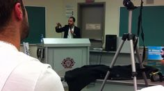 Dr. Ammar Nakshawani talks about the arrivals Pt 1