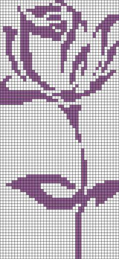 Alpha friendship bracelet pattern added by rose cute free long. Cross Stitch Tree, Simple Cross Stitch, Cross Stitch Flowers, Crochet Dolls Free Patterns, Loom Patterns, Cross Stitch Designs, Cross Stitch Patterns, Bordados E Cia, Pixel Pattern