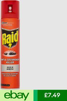 fba71c3ff Raid Other Weed   Pest Control Garden   Patio  ebay