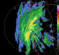 Microwave Transmissions And Sprayed Aerosols Continue To Manipulate California Precipitation