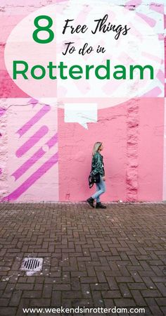 Rotterdam, The Netherlands | Things to do in Rotterdam | Free Things to do in Rotterdam | Architecture, Rotterdam | Oude - Tanks that Get Around is an online store offering a selection of funny travel clothes for world explorers. Check out www.tanksthatgetaround.com for funny travel tank tops and more budget travel tips!