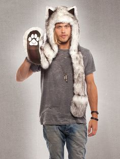 Spirit hood :: ADULTS :: Men's Full Hoods :: Husky