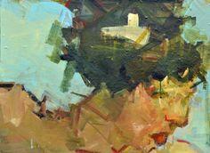 Ruth Franklin, untitled, (rf4250), 2011, acrylic on wood, 18 x 24 inches