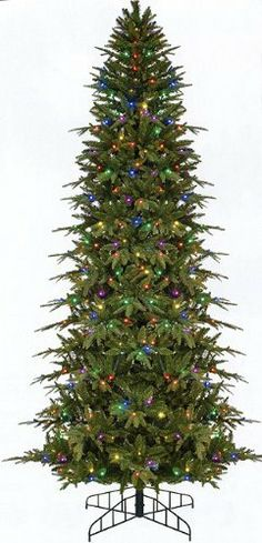 Artificial Christmas Tree - 7.5 ft. by Gordon Companies, Inc. $570.00. This product may be prohibited inbound shipment to your destination.. Picture may wrongfully represent. Please read title and description thoroughly.. Brand Name: Gordon Companies, Inc Mfg#: 30673505. Shipping Weight: 41.00 lbs. Please refer to SKU# ATR25762096 when you inquire.. Artificial Christmas tree/Palisade/1795 tapered molded green tips with 300 multi-color wide angle LED lights on green wire...