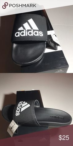 Shop Men s adidas Black size Various Sandals   Flip-Flops at a discounted  price at Poshmark. 4a4df4cc2