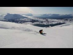 new freeride movie: lyngen alps - the magic mountains ... enjoy