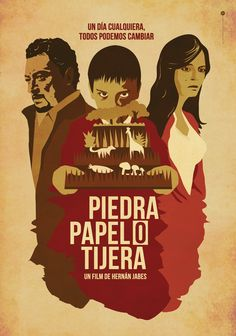 PIEDRA PAPEL O TIJERA, de Hernán Jabes (2012)