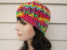 Ready to ship  This Cotton hat will fit most teens and adults  It is very elegant and stylish.  This Very cute beanie Great accessory for any time