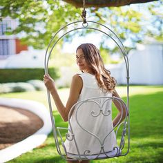 Hanging Chair   The White Company