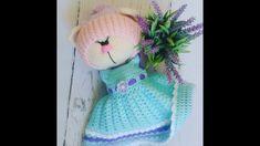 вязание,вязание платья,мастер-класс платья, платье вязаное крючком для з...