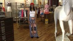 Here's how to make palazzo pants part of your summer wardrobe: http://livewelln.co/1i9y2IZ