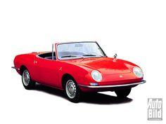 Bertone: Fiat 850 Spider