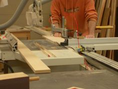 Cross-cutting miter joints