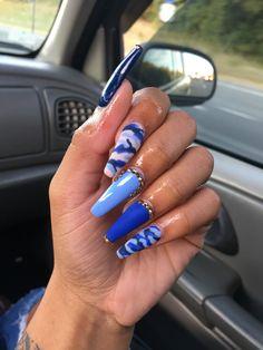 Nails coffin :new nail designs natural nails-natural nail design