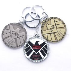 Agents of S.H.I.E.L.D. keychain shield badge pendant Marvel The Avengers logo sign movie jewelry 3colors♦️ SMS - F A S H I O N 💢👉🏿 http://www.sms.hr/products/agents-of-s-h-i-e-l-d-keychain-shield-badge-pendant-marvel-the-avengers-logo-sign-movie-jewelry-3colors/ US $1.51