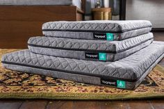 """Yogapet Pet Bed with 3"""" of Memory Foam"""