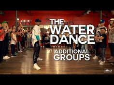 Chris Porter ft Pitbull - #TheWaterDance - Tricia Miranda - ADDITIONAL GROUPS - YouTube
