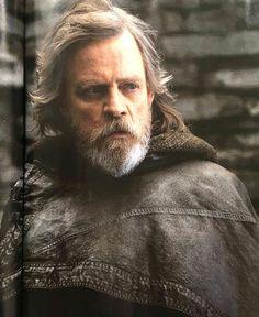 Luke Skywalker from Empire Magazine #starwars