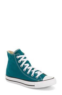 Converse Chuck Taylor® All Star® 'Seasonal Hi' Sneaker (Women) available at #Nordstrom
