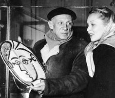 Marie-Therese Walter and Picasso