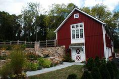 Barn restoration--Arturo Palombo Architecture