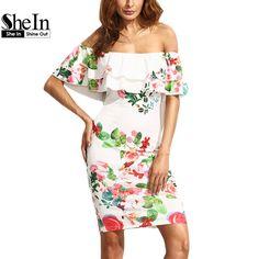 Encontrar Más Vestidos Información acerca de SheIn Señoras Del Verano Atractivo…                                                                                                                                                                                 Más