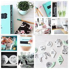 Kreatyve: Upcycling-Holzschild mit Tafellack & Monatsrückblick