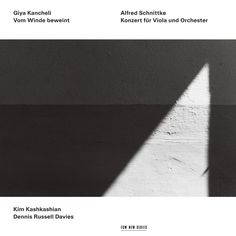 1471 Kim Kashkashian  Dennis Russell Davies - Giya Kancheli  Alfred Schnittke Cd Cover Design, Dennis, Concert Posters, Music Posters, New Series, Classical Music, Music Artists, Cover Art, Album Covers