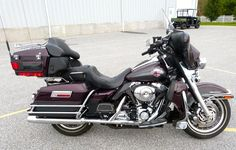 2005 Harley-Davidson® Electra Glide Ultra Classic FLHTCUI Diamond Motor Sports Dover, DE (800) 743-3367 (RIDE-DMS)