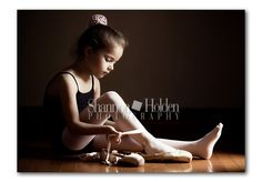 Portrait of a Dream by Shannon Holden Photography. I used to be a dance, so I really love this picture!