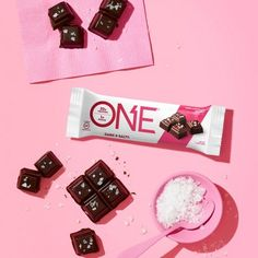 ONE Protein Bars, Dark Chocolate Sea Salt, Gluten Free Protein Bars with Protein and only Sugar, Guilt-Free Snacking for High Protein Diets, oz Pack) Clean Protein Bars, Gluten Free Protein Bars, Low Carb Protein Bars, Protein Bar Recipes, Healthy Bars, Protein Diets, White Chocolate Truffles, Chocolate Sticks, Dark Chocolate Bar