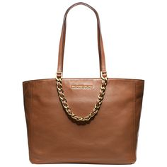 Enjoying Shopping Experience By Buying Our Amazing Michael Kors Harper Large Tan Totes!