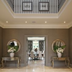 Whincop - Cheam, Sutton UK - traditional - hall - london - Alexander James Interiors