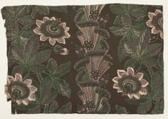 Creator (Role): Samuel Matley & Son  Place of Origin: Mottram, Cheshire, England, United Kingdom. Date:1824-1824 Materials:  Cotton Techniques: Woven (plain), Block printed, Roller printed, Discharge style