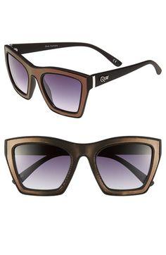 Quay Retro Sunglasses | Nordstrom