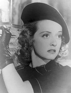 Bette Davis From 'That Certain Woman', 1937
