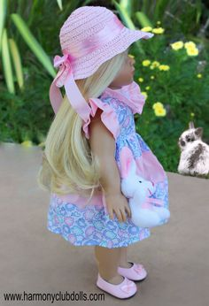 Shop dolls and doll clothes at Harmony Club Dolls. www.harmonyclubdolls.com Fits American Girl Dolls