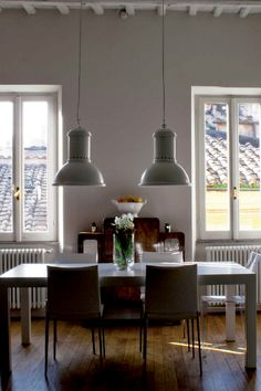 VITTORIA lamp - private house #industrialdesign #suspensionlamps