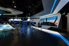 pavilion Kret on Maks show 2015, design and constract by Expoforce