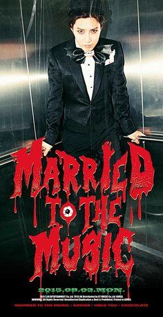 "SHINee's Taemin ""Married To The Music"""