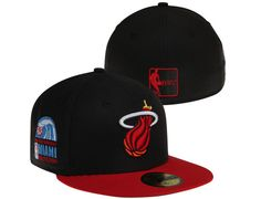 Miami Heat 1990 All-Star Game HWC 59Fifty Fitted Baseball Cap by NEW ERA x NBA
