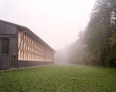 Gallery of Turnhalle Haiming / Almannai Fischer Architects + Harald Fuchshuber Engineer - 1