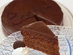 Jednoduchý recept na Sacher dort, jeho chuť je nadpozemská. - Strana 2 z 2 - Receptty.cz