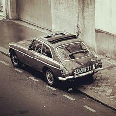 MG MGB GT MK2 (1969)
