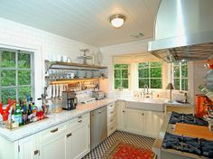 country english kitchen